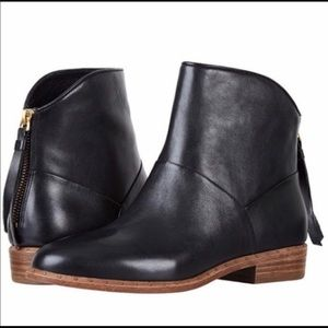 UGG Bruno leather ankle boots